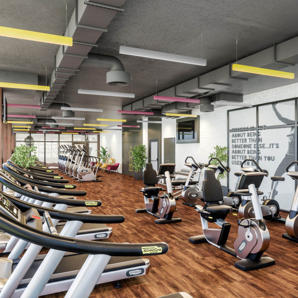Fitness Next Level - M Plaza