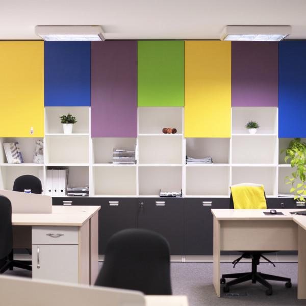 Realization of Multisport Office