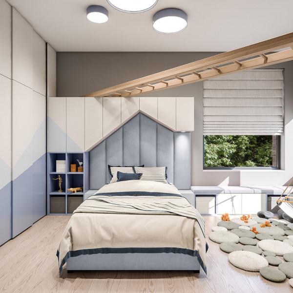 Child bedroom, Seaside House