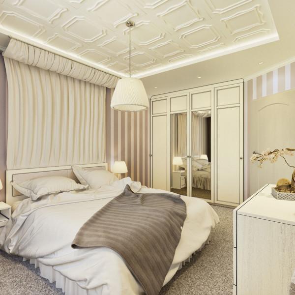 Bedroom, Classic Apartment