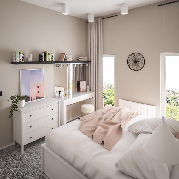 """Apartment """"Rose Gold"""" `18"""