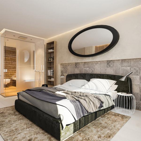 "Bedroom, Apartment ""Natural Feel"""