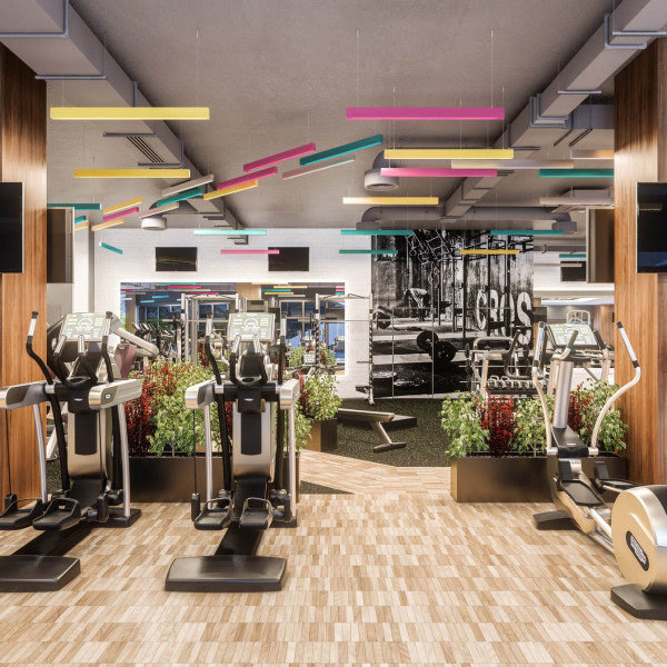 Fitness Next Level - National Palace of Culture
