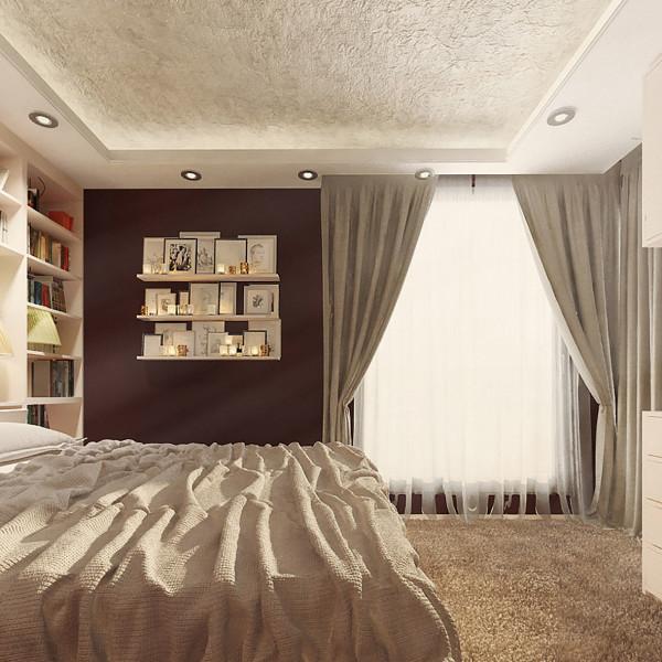 Bedroom, Rustic Apartment in Sofia