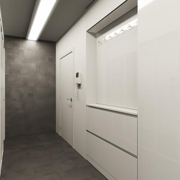 Antre, The White Apartment