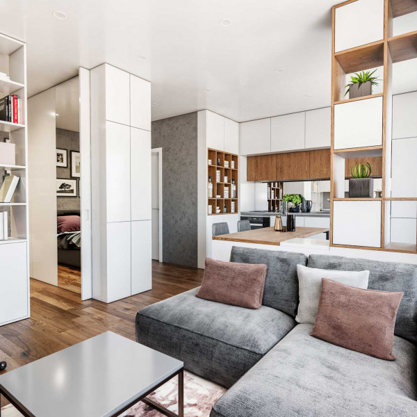 """Apartment """"Compact 2"""