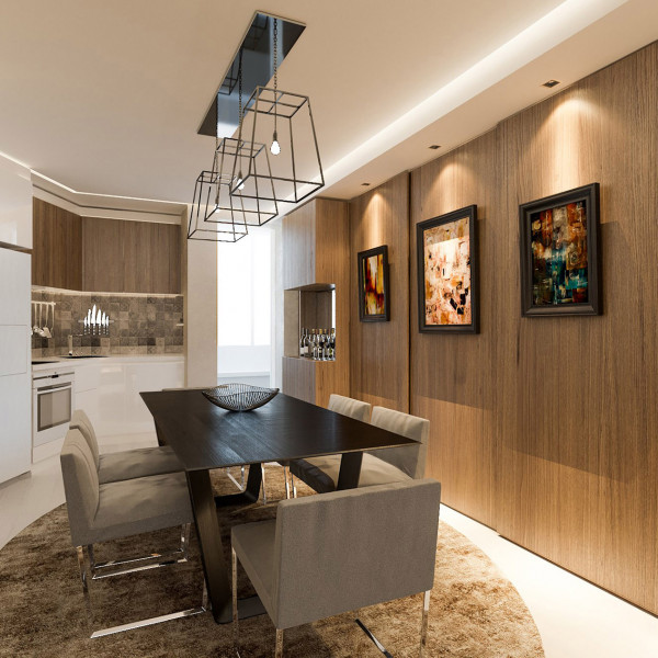 "Dinning room, Apartment ""Natural Feel"""